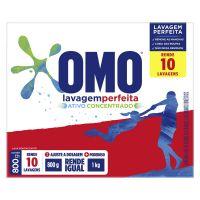 Omo DT Po Lavagem Perfeita Cart 800g I 20 unidades - Cod. C15246