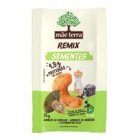 Remix Mãe Terra Sementes 25g | 9 unidades - Cod. C15378