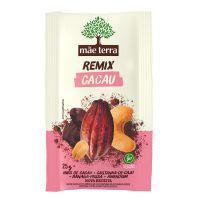 Remix Mãe Terra Mix Frutas Cacau 25g | 9 unidades - Cod. C15381