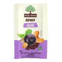 Remix Mãe Terra Mix Frutas Açai 25g | 9 unidades - Cod. C15384
