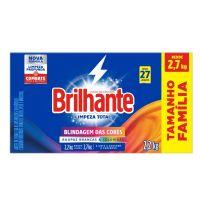 BRILHANTE SN PO LIMP TOTAL CART 2.2KG | 9 unidades - Cod. C15445