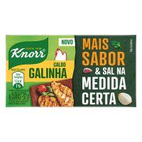 Caldo Knorr Galinha 57g |10 unidades - Cod. C16208