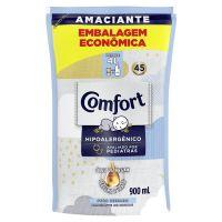 Amaciante Concentrado Comfort Intense Puro Cuidado Refil 900ml | 3 unidades - Cod. C16331