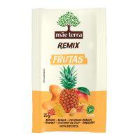 Remix Mãe Terra Mix Frutas  25g | 9 unidades - Cod. C28282