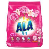 Sabão em Pó Ala 5 em 1 Rosas e Flor-de-Lis 1kg | 9 unidades - Cod. C37575