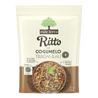 Arroz Mãe Terra Ritto Cogumelos 170g | 4 unidades - Cod. C40943