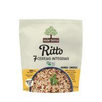 Arroz Mãe Terra Ritto 7 Cereais 400g|4 unidades - Cod. C40945