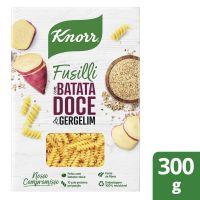 Macarrao Knorr Batata Doce E Gergelim 300G   7 Unidades - Cod. C42515
