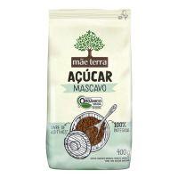 Açúcar Orgânico Mascavo Mãe Terra 1kg | 1 unidade - Cod. C45145