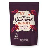Maionese Gourmet Tradicional Sachê 200g   3 unidades - Cod. C45534