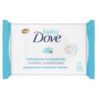 Lenços Umedecidos Baby Dove Hidratação Enriquecida - Cod. C45550