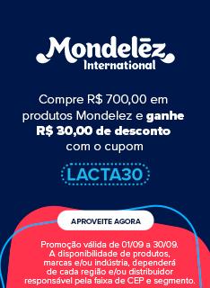CA - Banner Lacta30 - Modelez