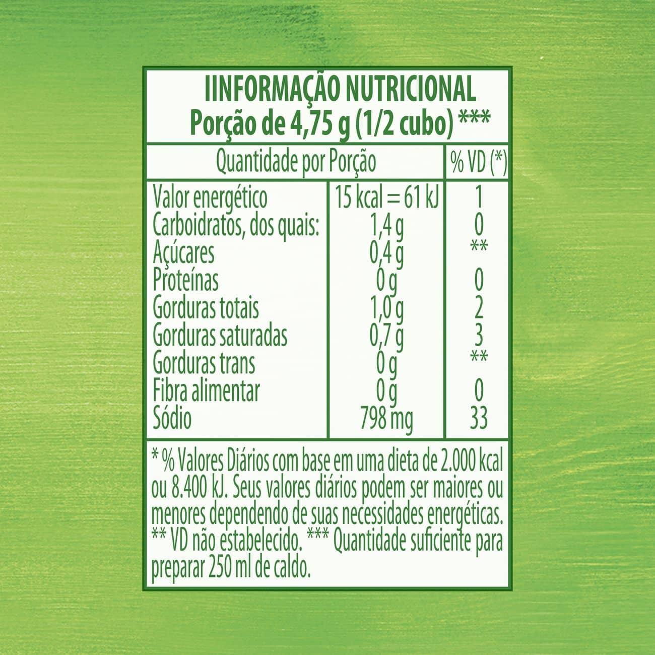 Caldo Knorr Galinha 114g