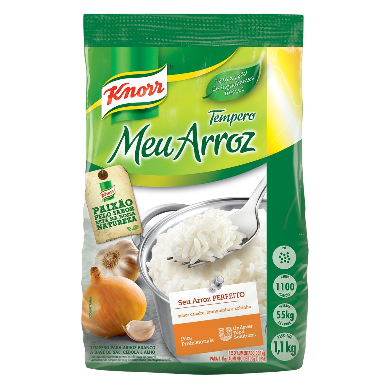 Tempero Knorr Meu Arroz 1,1kg | 1 unidades