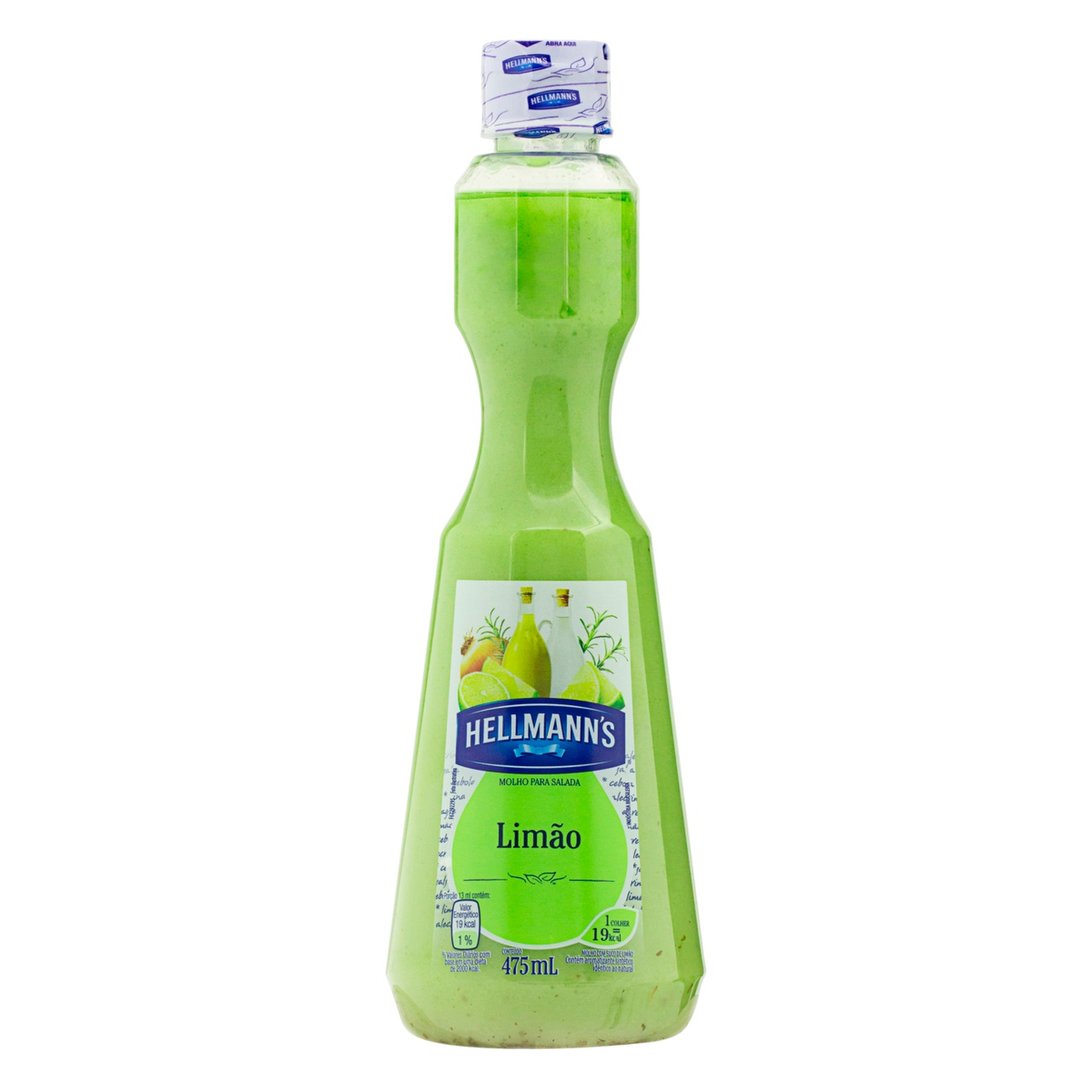 Molho para Salada Hellmann's Limão 475ml