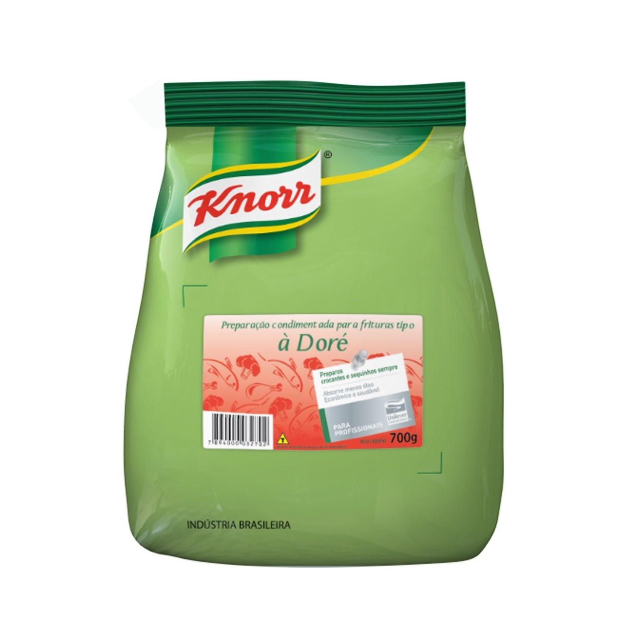 Mistura para Preparo à Dorê Knorr 700g | 1 unidades