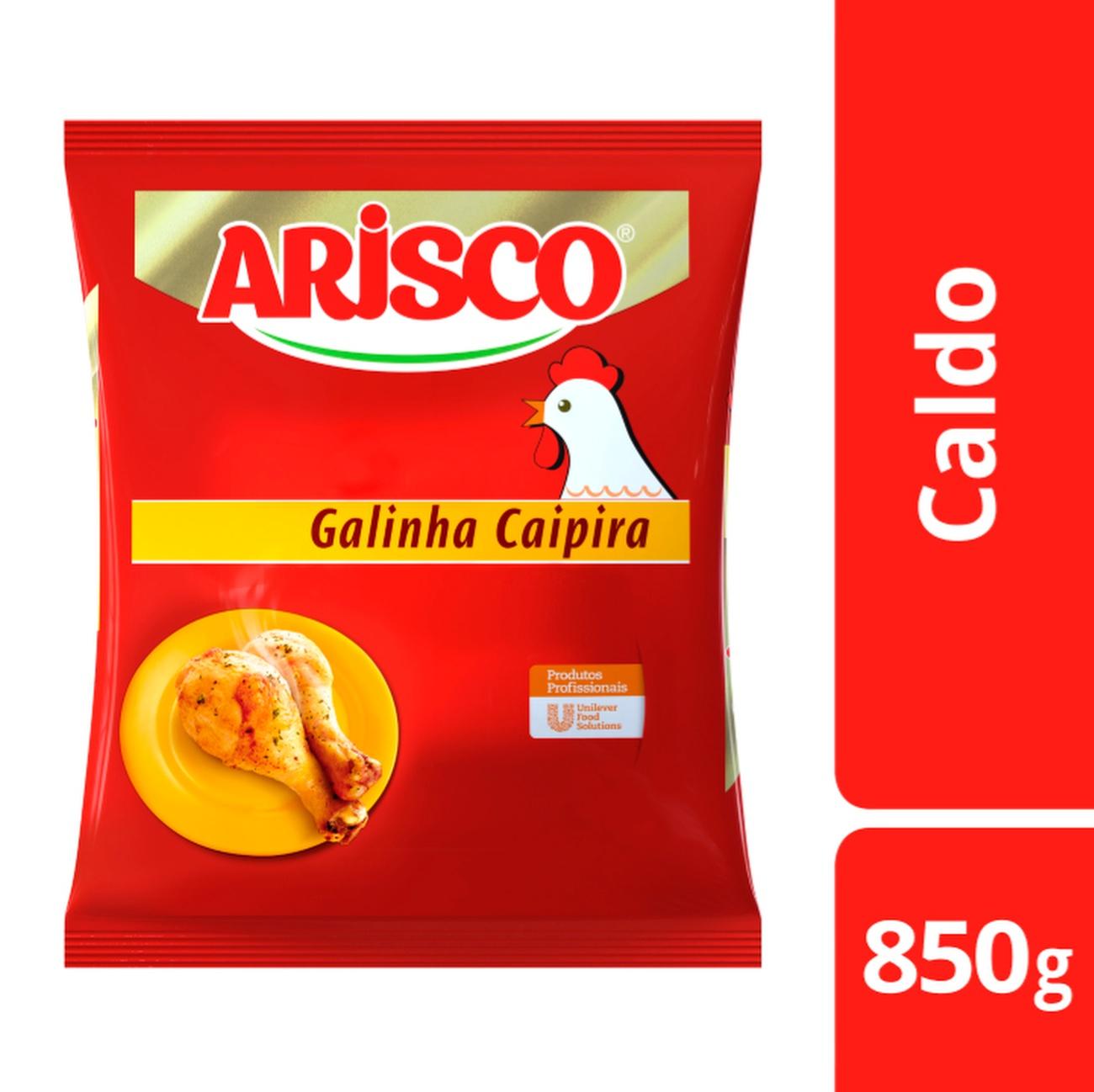 Caldo Arisco Galinha 850g