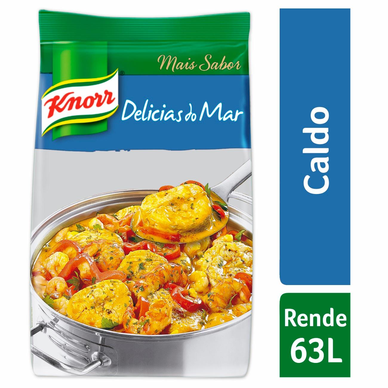 Caldo Knorr Delicias do Mar 1,01kg