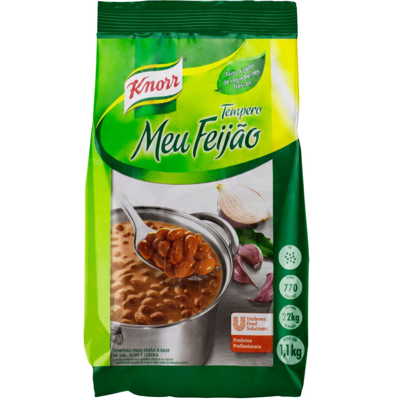 Tempero Meu Feijão Knorr 1,1Kg