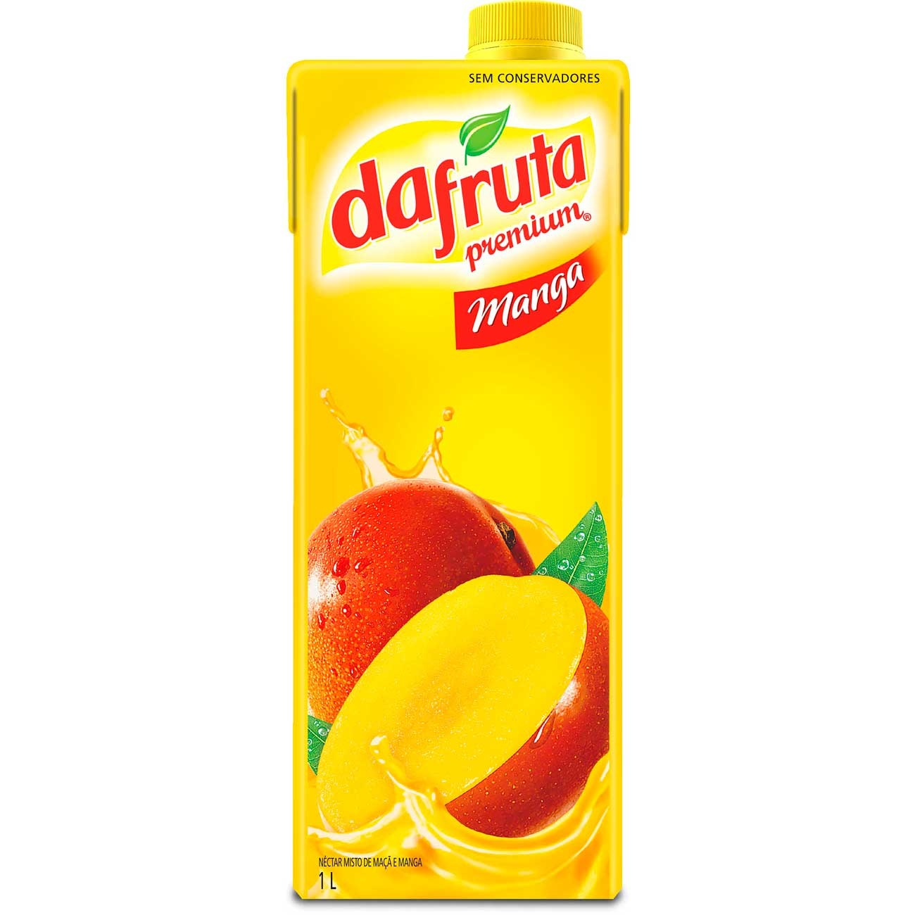 Suco Dafruta Manga Tp 1L   Caixa com 12 unidades