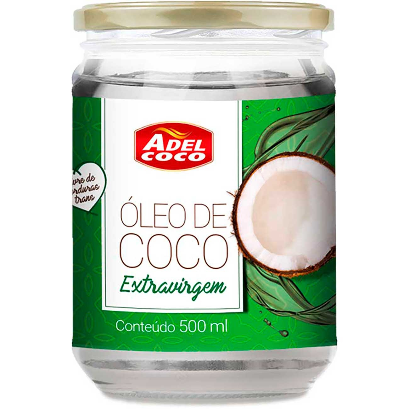 �leo De Coco Adelcoco Extra Virgem 500ml