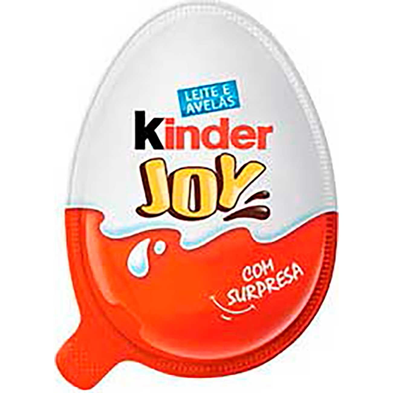 Chocolate Kinder Joy 20g | Caixa com 12 unidades
