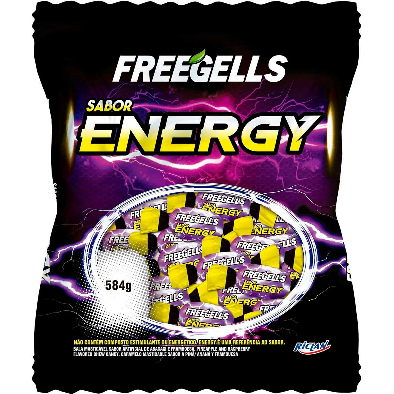 Bala Freegells Energy 584g