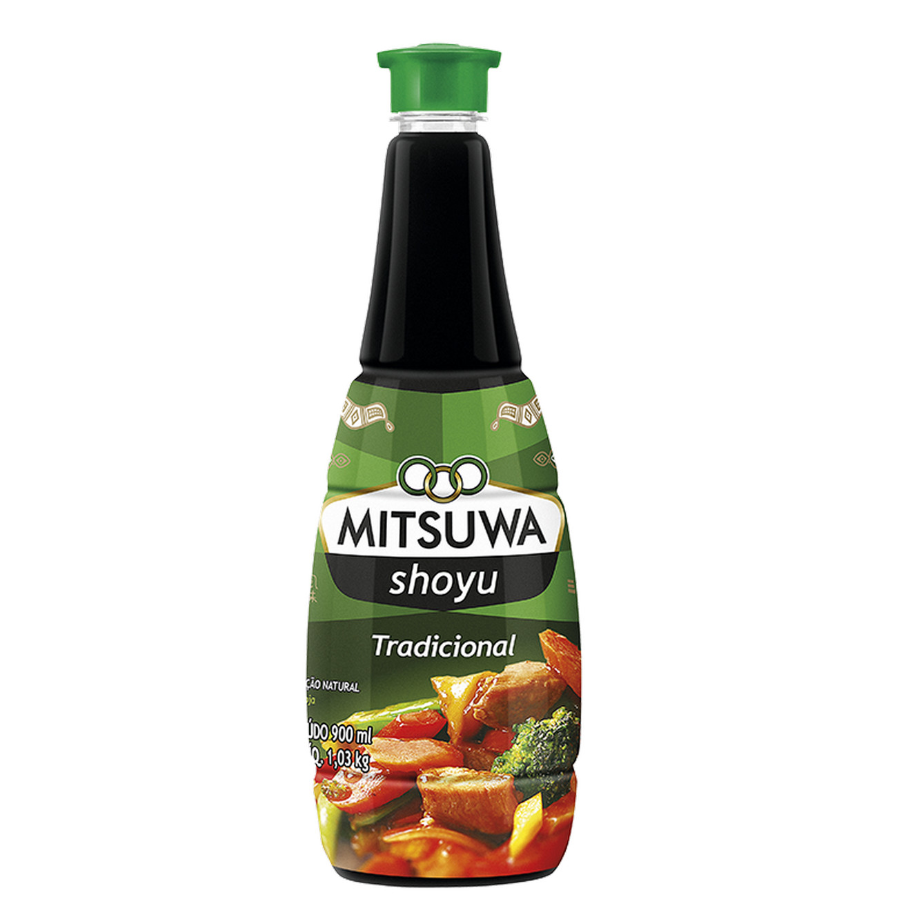 Molho Shoyu Mitsuwa Shoyu Pet 900ml