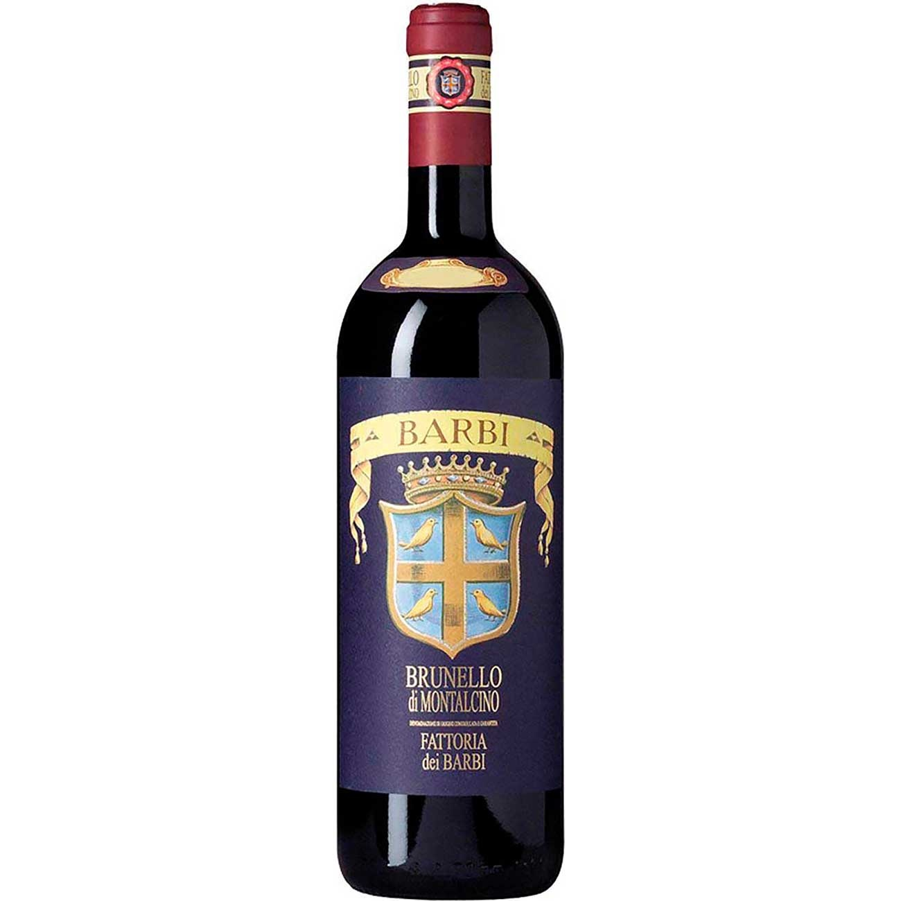 Vinho Italiano Brunello Di Montalcino Barbi Docg 750ml