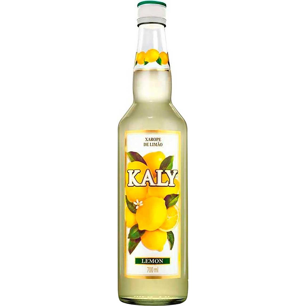 Xarope Kaly Lim�o 700ml