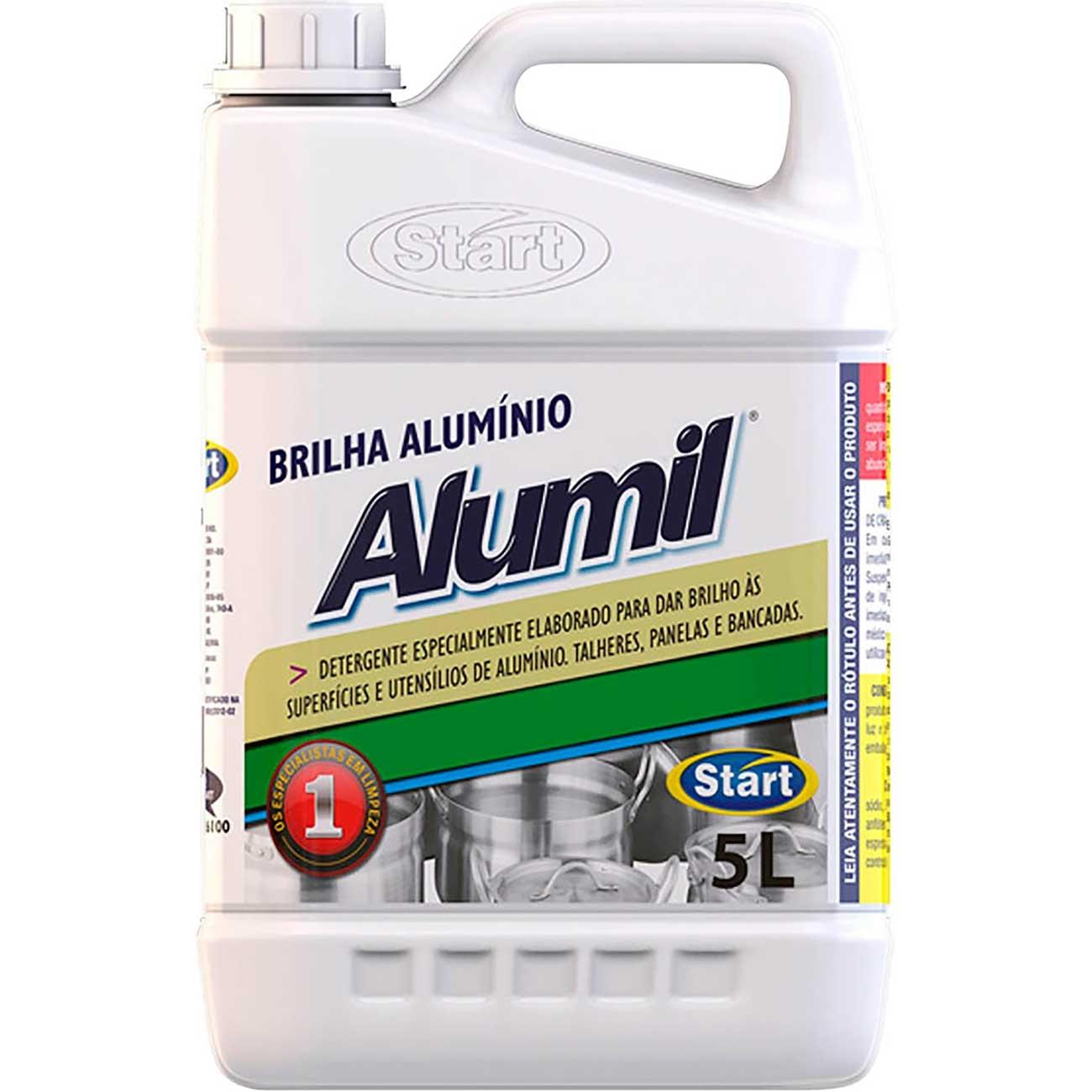 Limpa Alum�nio Alumil 5L