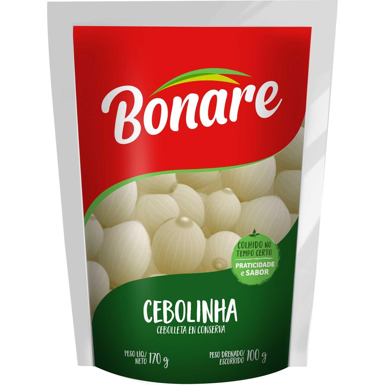 Cebolinha Bonare Mi�da Sach� 100g | Caixa com 20 unidades