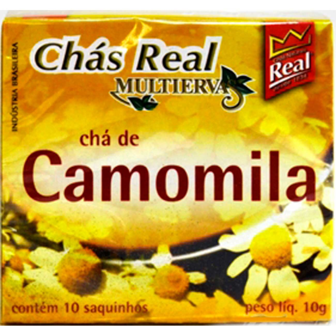 Ch� Real Camomila 10g