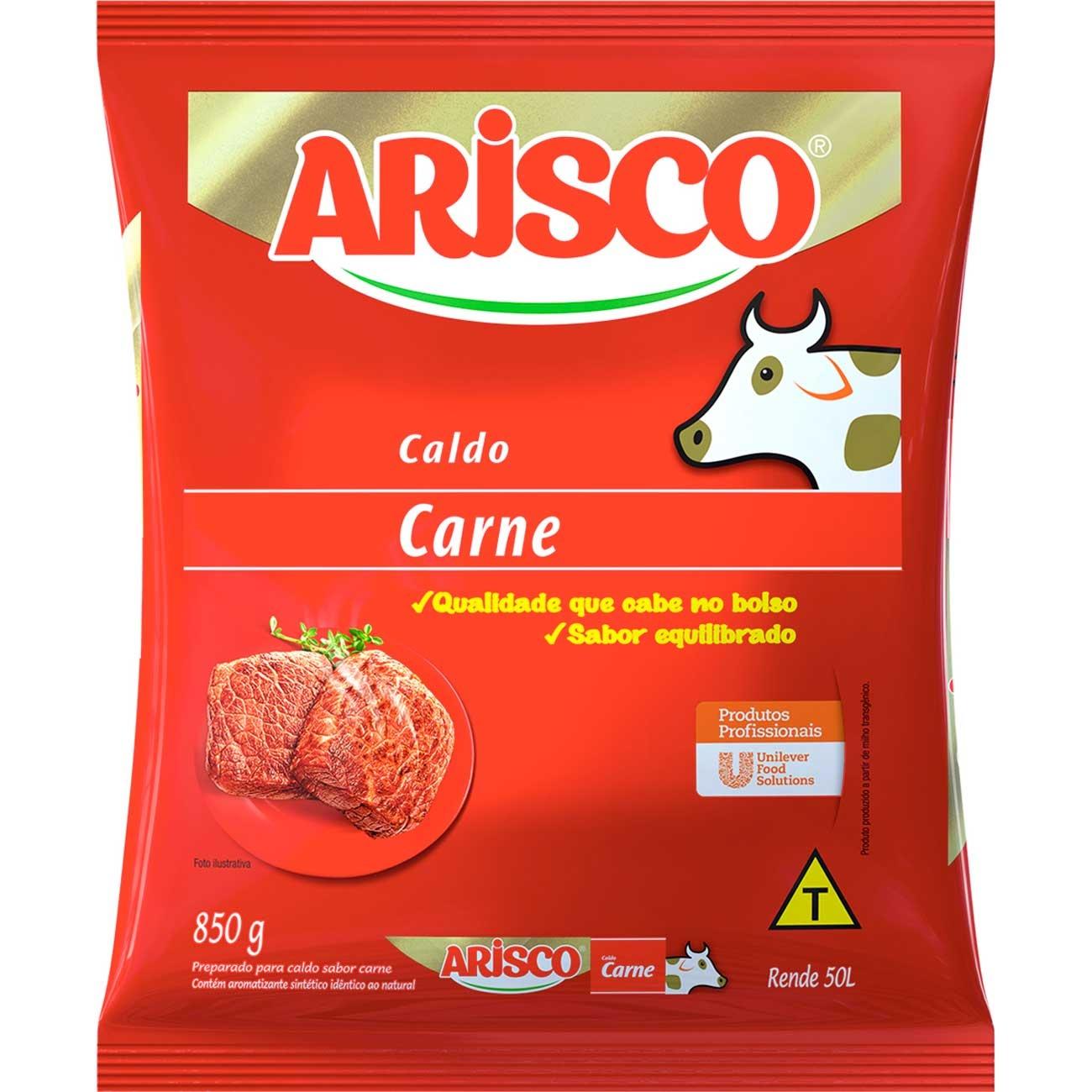 Caldo Arisco Carne 850g