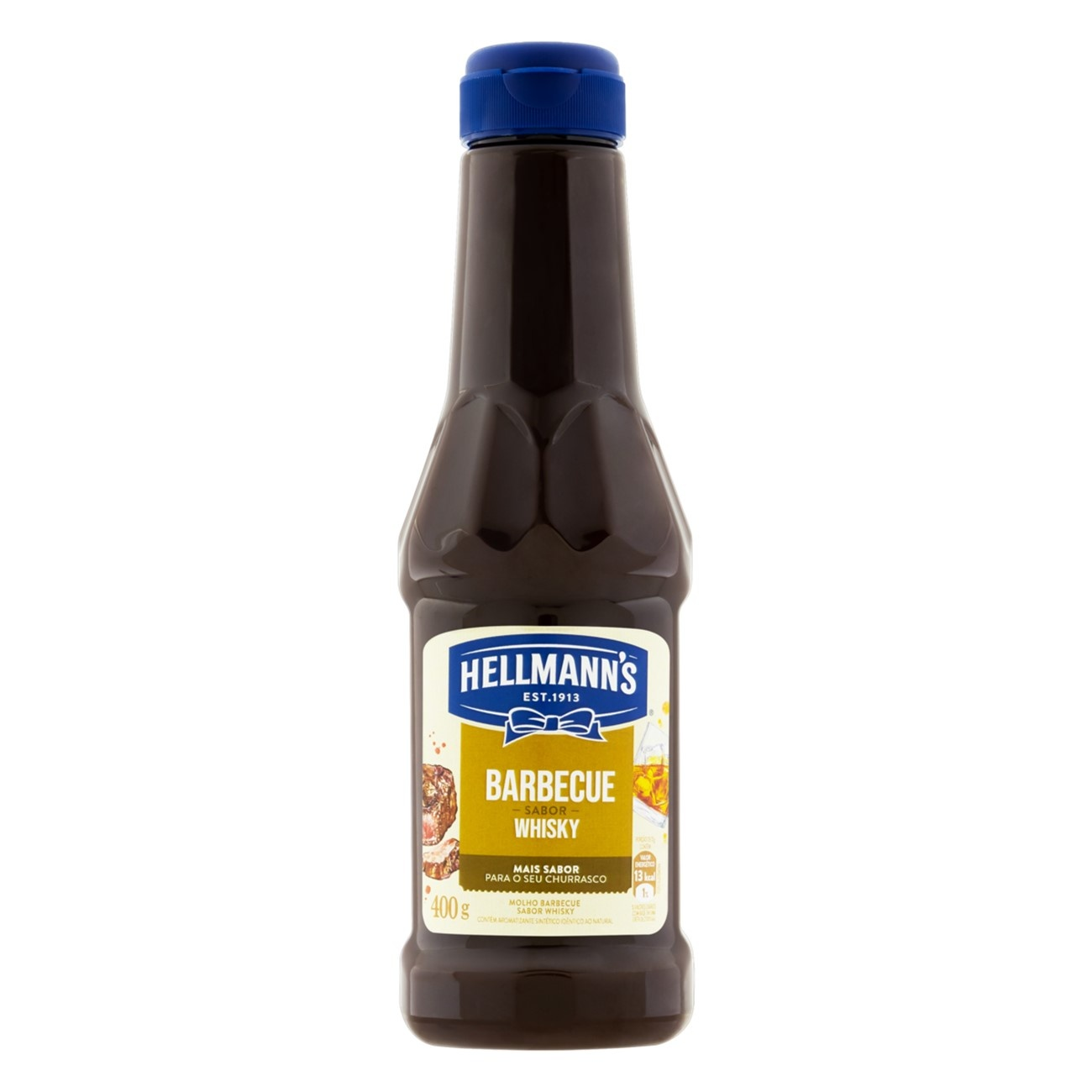 Barbecue Hellmann's Whisky 400g