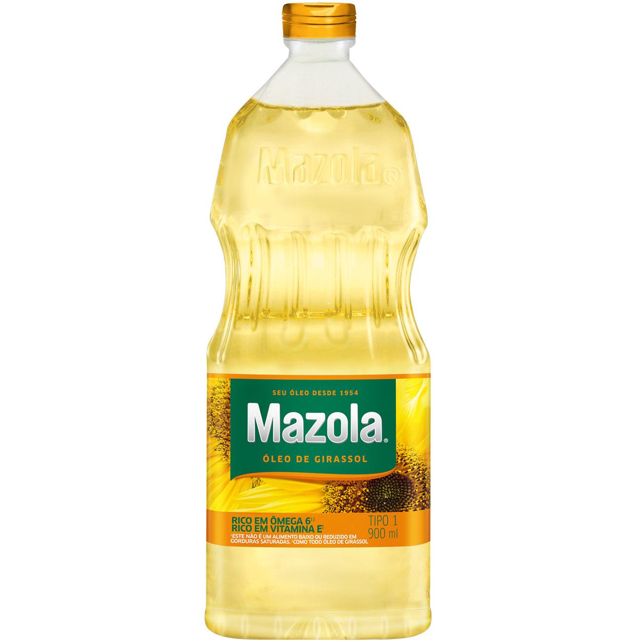 Óleo Especial Mazola Girassol 900mL