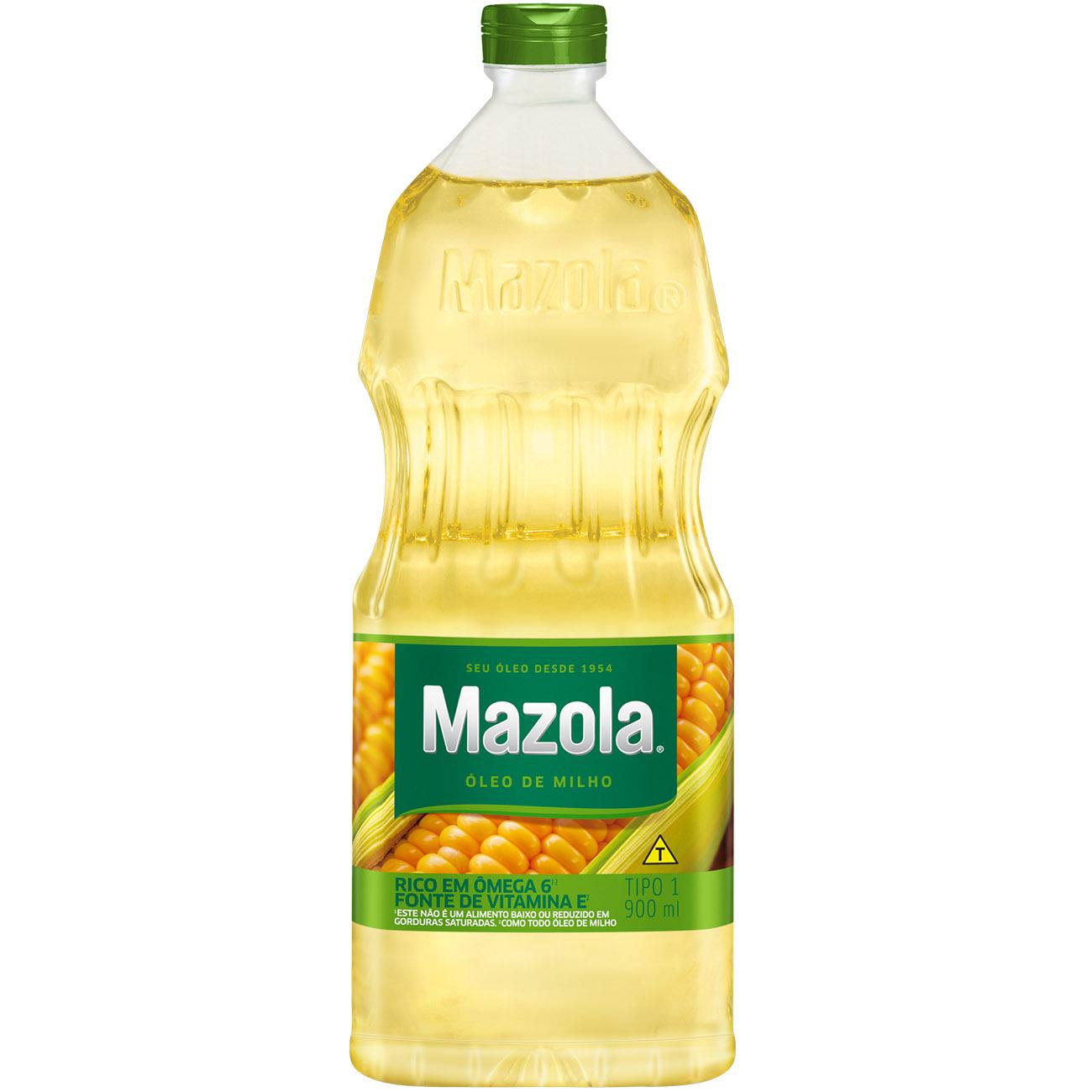 Óleo Especial Mazola Milho 900mL