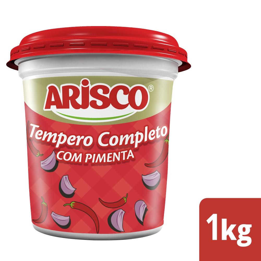 Tempero Completo com Pimenta Arisco 1kg