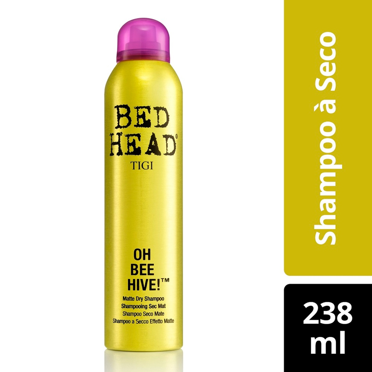 Shampoo a Seco Bed Head Oh Bee Hive! 138ml
