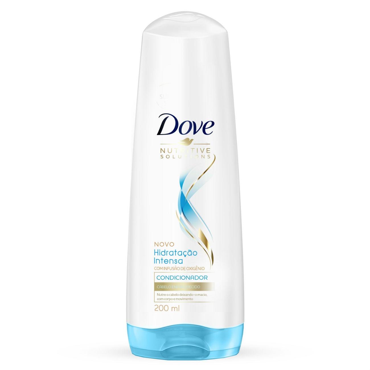Condicionador Dove Hidratação Intensa Oxigenio 200ml