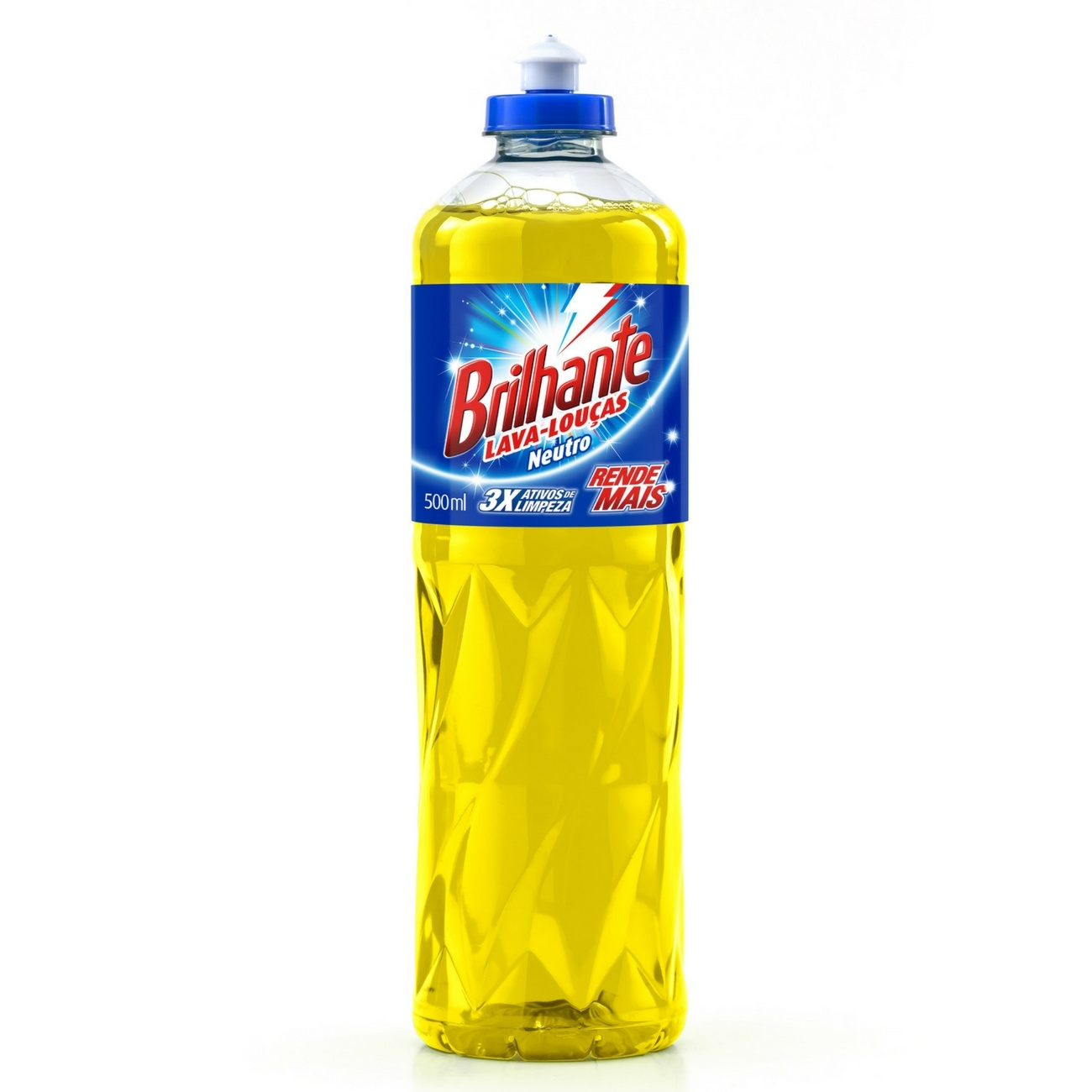 Detergente Lava Lou�as Brilhante Neutro 500ml
