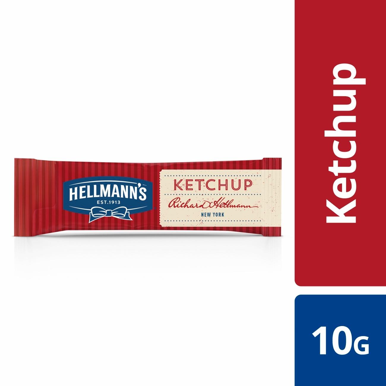 Ketchup Hellmann's Sach� Abre-F�cil 10g