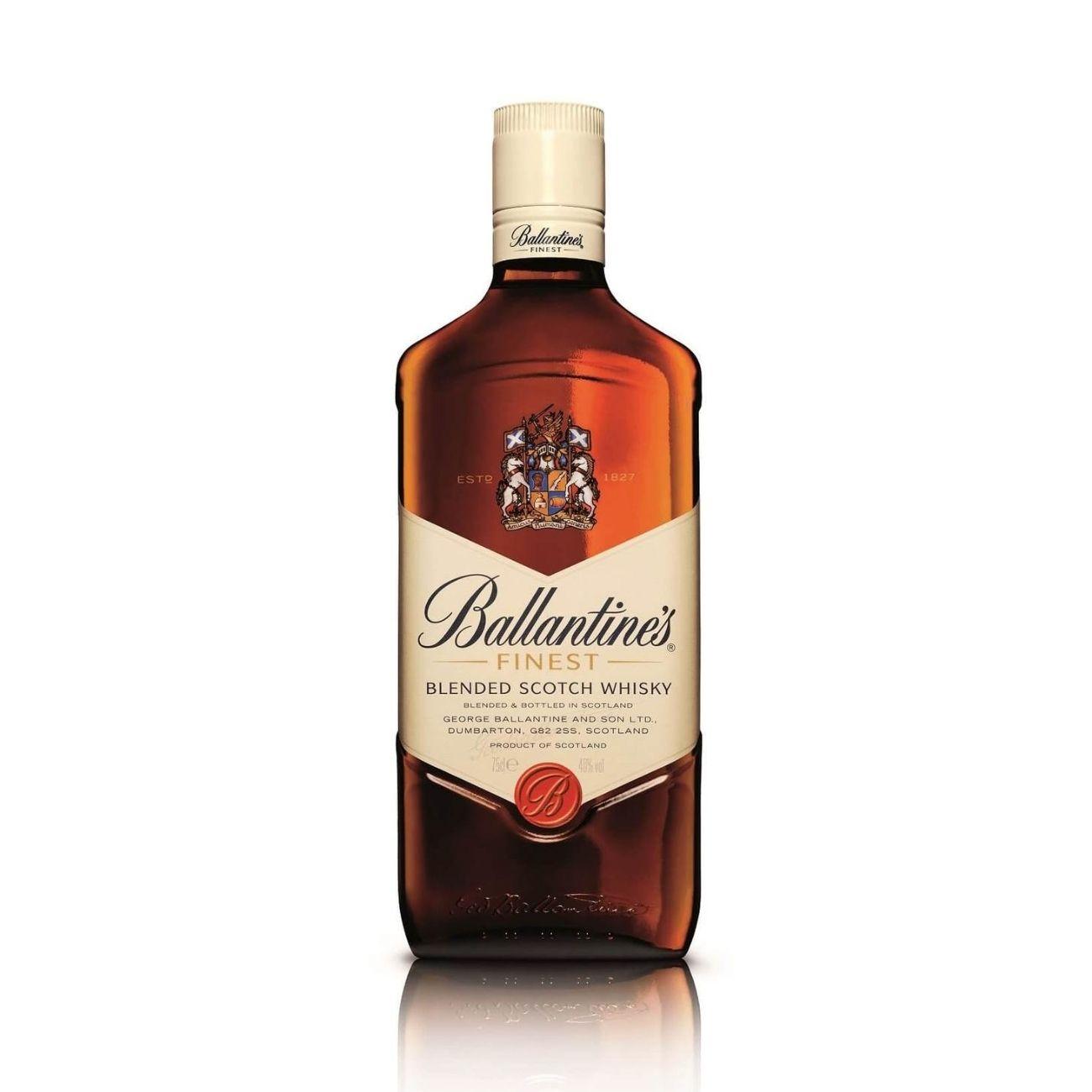 Ballantine's Finest Whisky Escocês 750mL