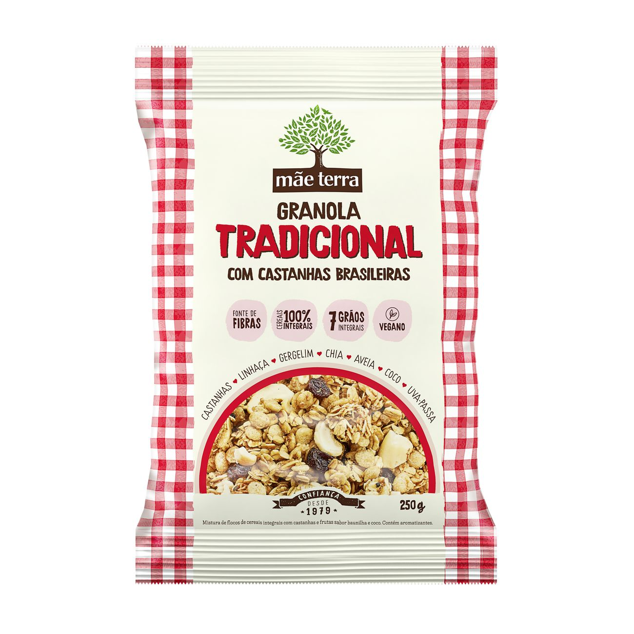 Granola Tradicional 250g