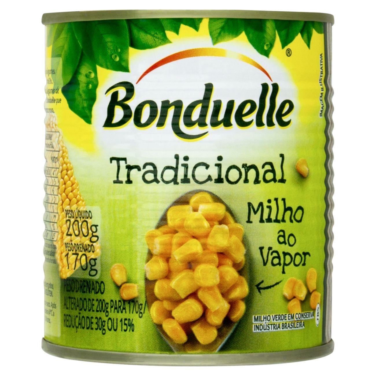 Milho em Conserva Bonduelle Tradicional 170g