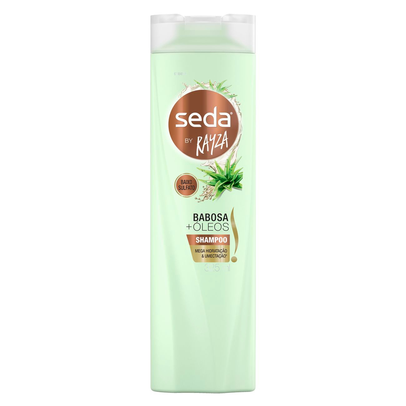 Shampoo Seda com Babosa + Oleos by Rayza 325ml