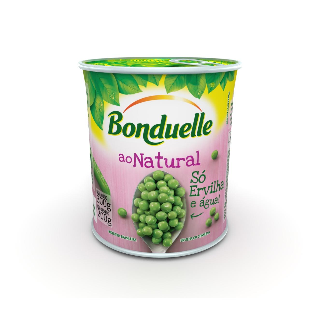 Ervilha Bonduelle Ao Natural 200g