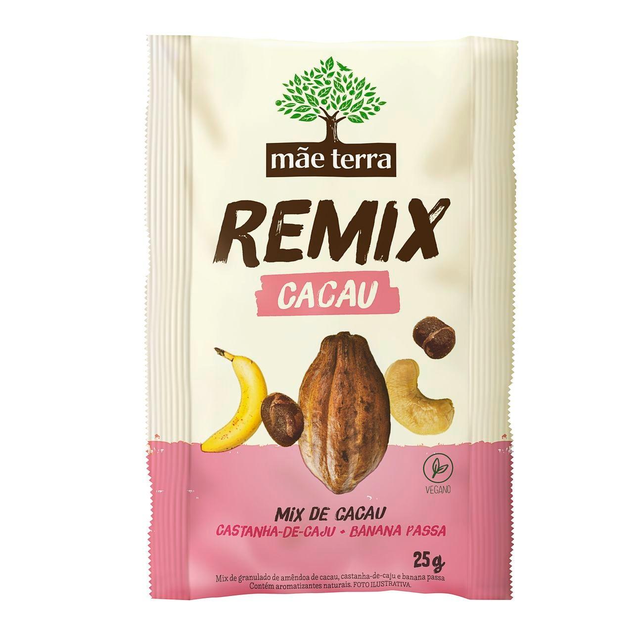 Remix Cacau 25g