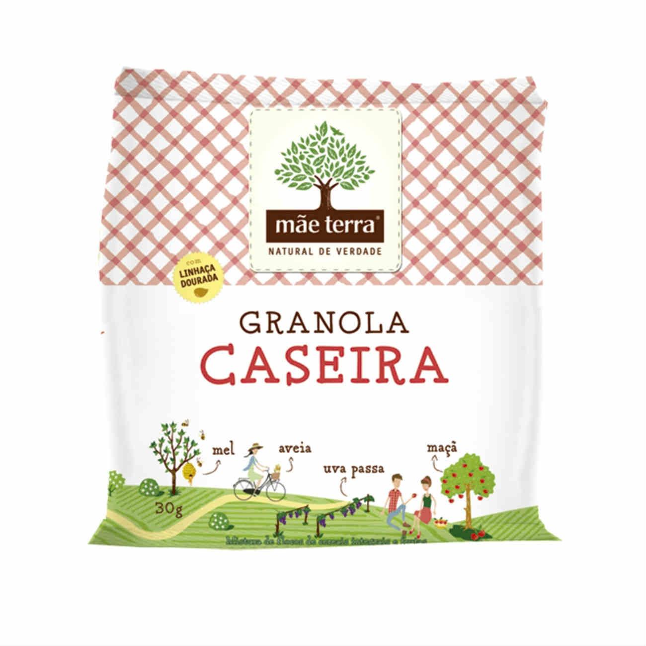 Granola M�e Terra Caseira 30g