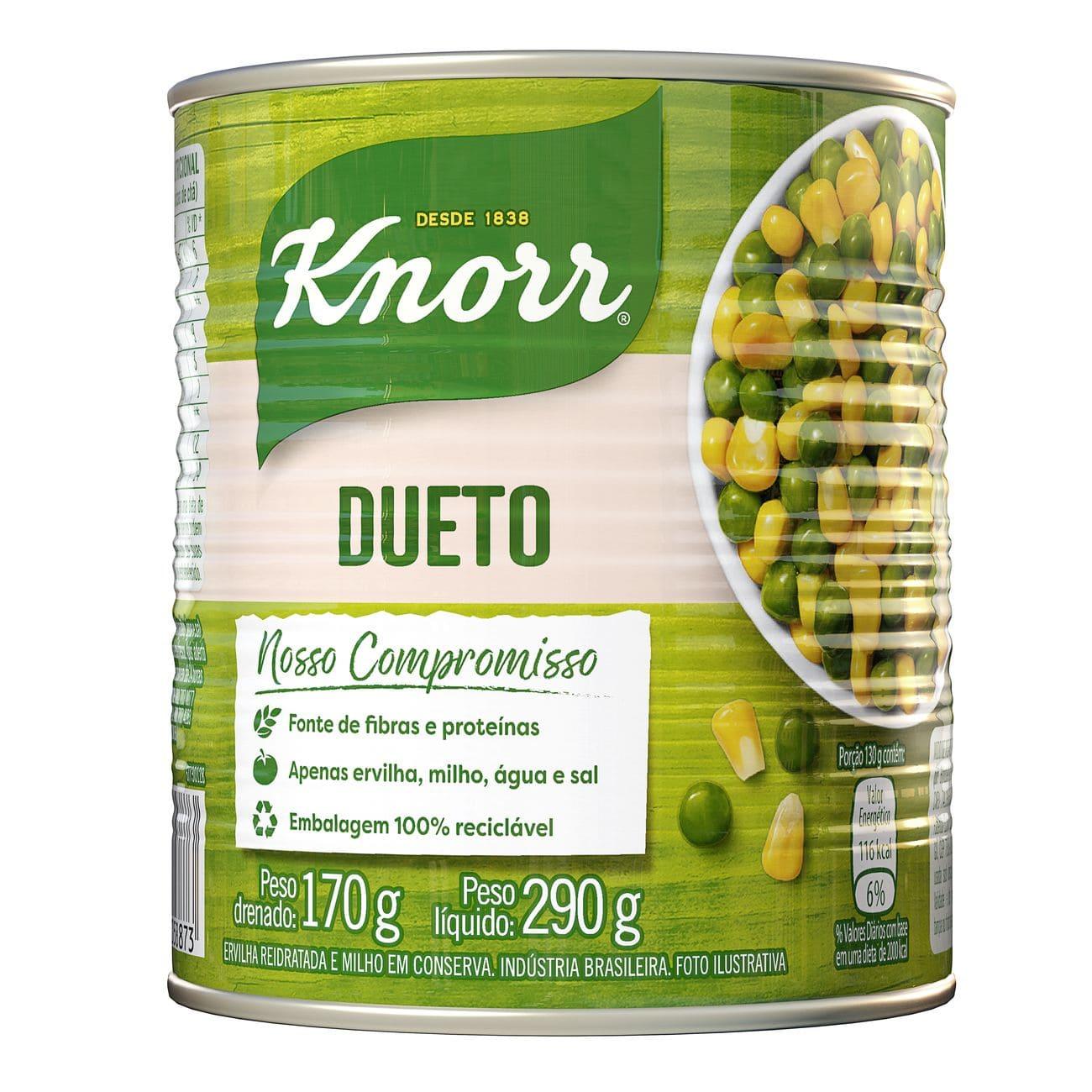 Dueto em Conserva Knorr 170g